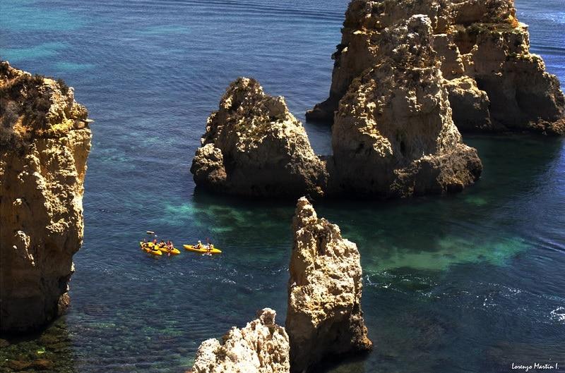 Faro, loger en Algarve