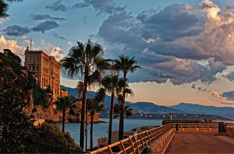 Fontvieille, loger à Monaco