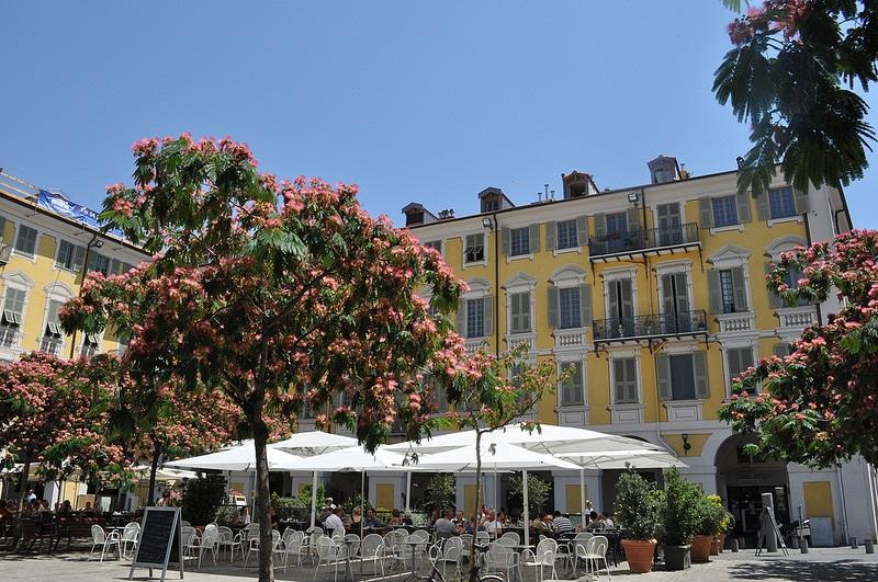 Garibaldi, loger à Nice