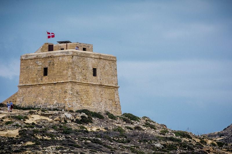Gozo, loger à Malte