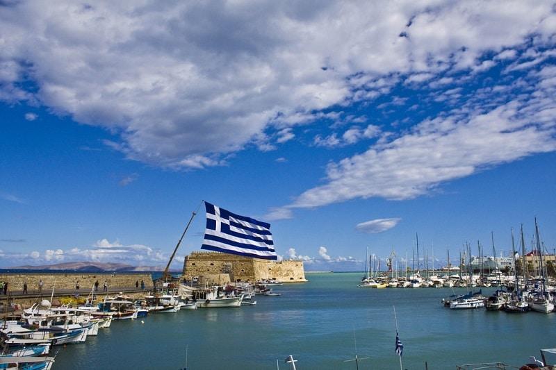 Héraklion, loger à Crète