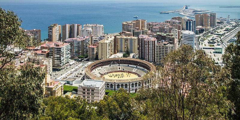 Malagueta, loger à Malaga