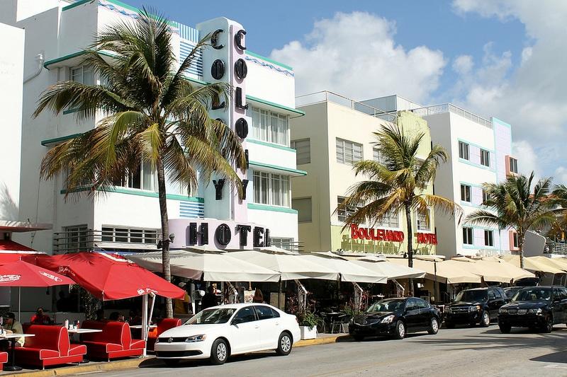 Miami Beach, loger à Miami