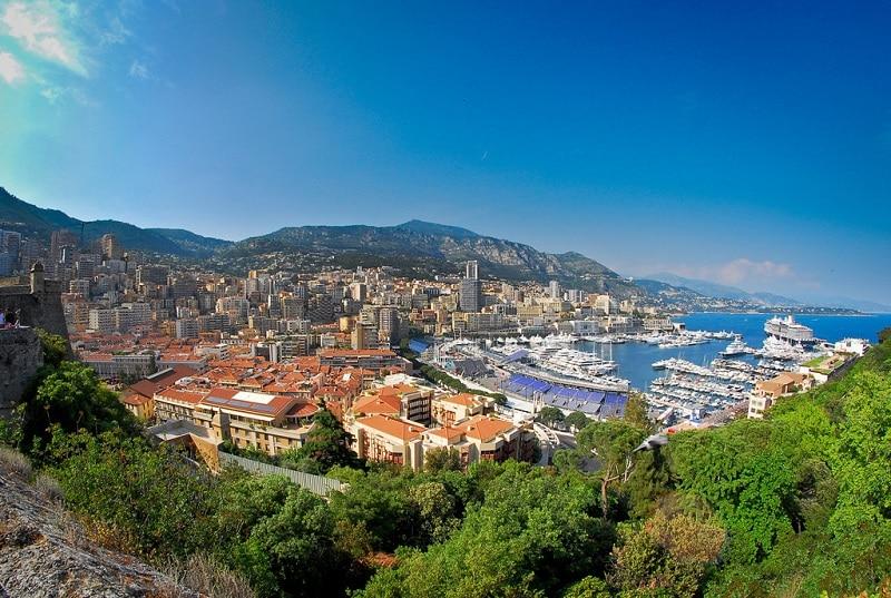 Monte-Carlo, loger à Monaco