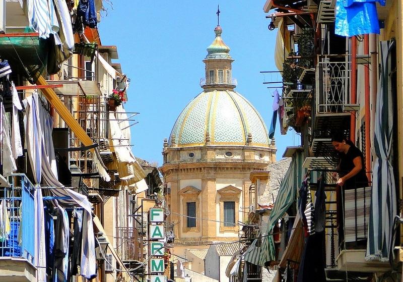 Palerme, loger en Sicile