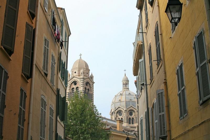 Le Panier, loger à Marseille