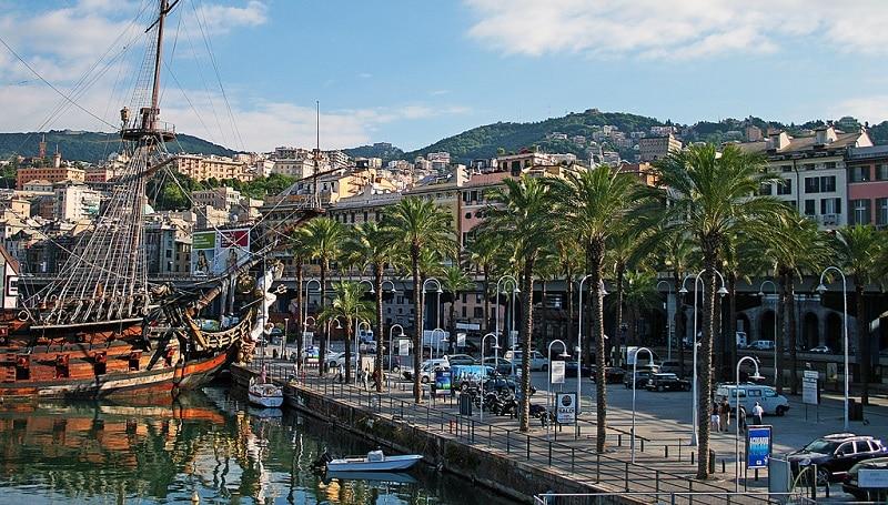 Porto Antico, loger à Gênes