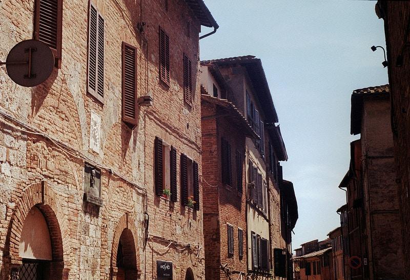 Quartiers où loger à Sienne