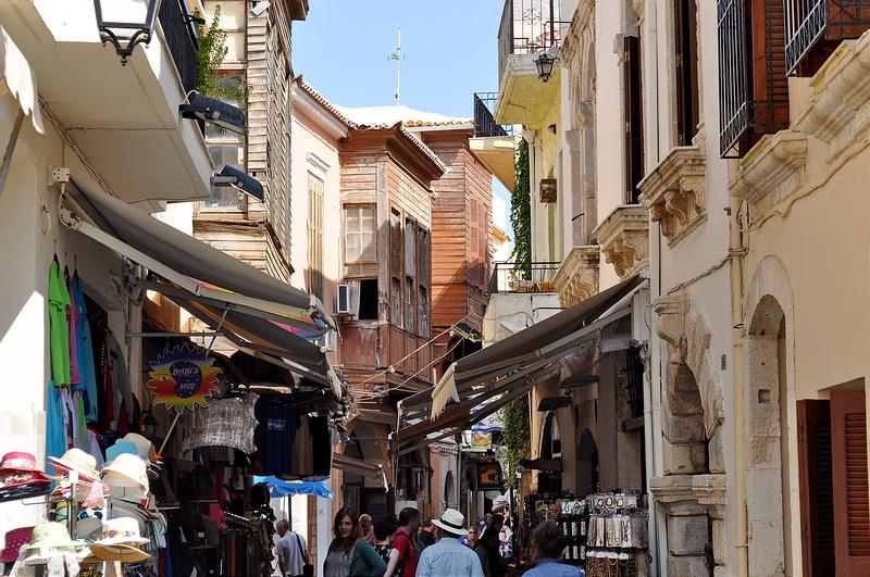 Rethymnon, loger à Crète