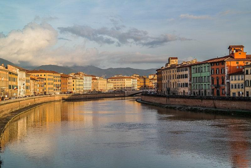 San Francesco, loger à Pise