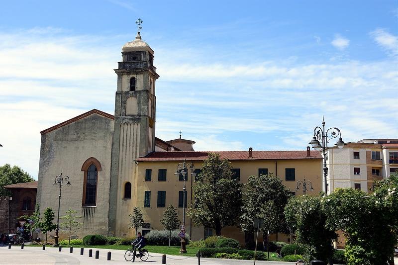 Sant' Antonio, loger à Pise