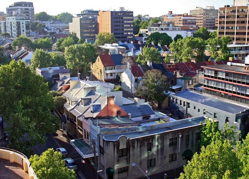 Surry Hills, loger à Sydney