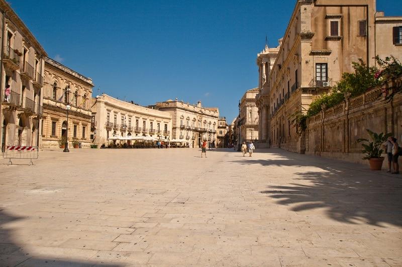 Syracuse, loger en Sicile