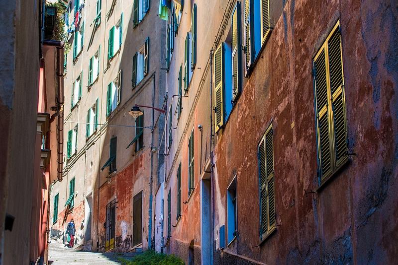 Vieux-Centre, loger à Gênes