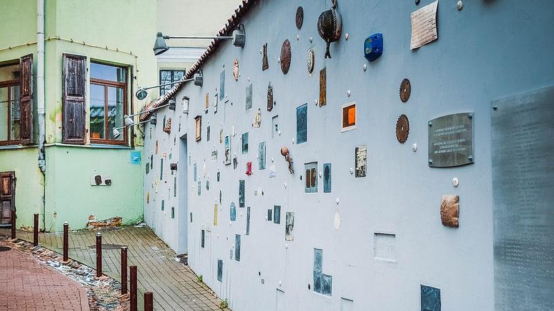 Vieux centre, loger à Vilnius