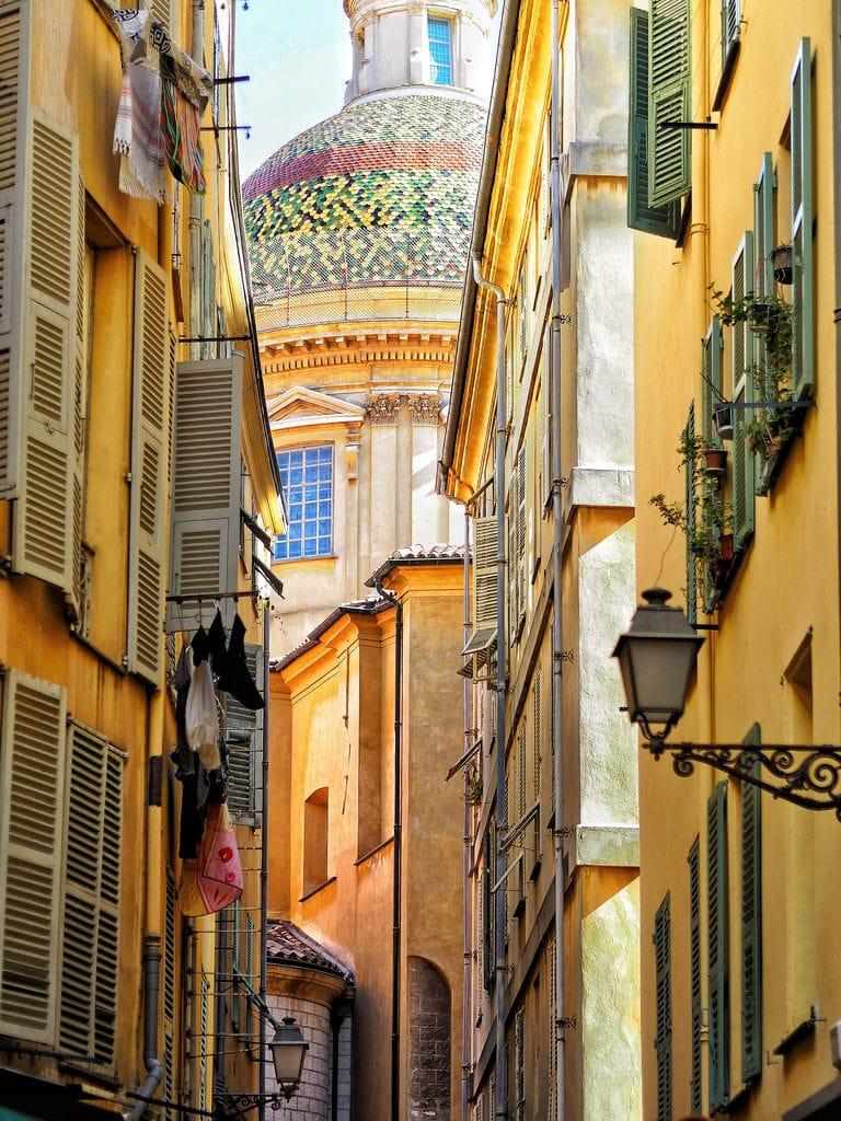Vieux-Nice, loger à Nice
