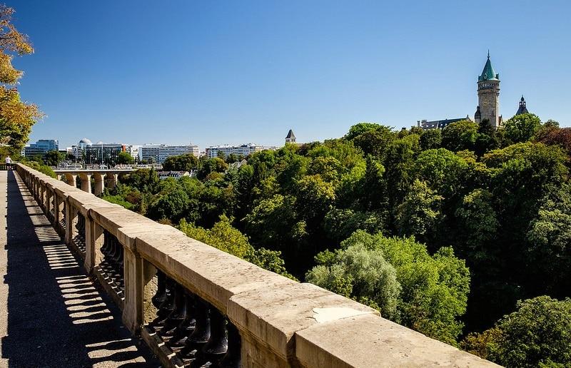 Ville-haute, loger à Luxembourg