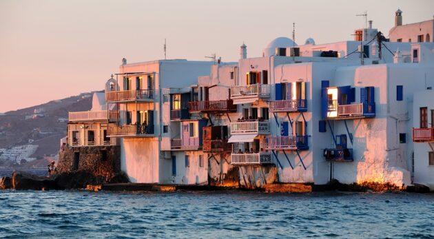 Les 7 choses incontournables à faire à Mykonos