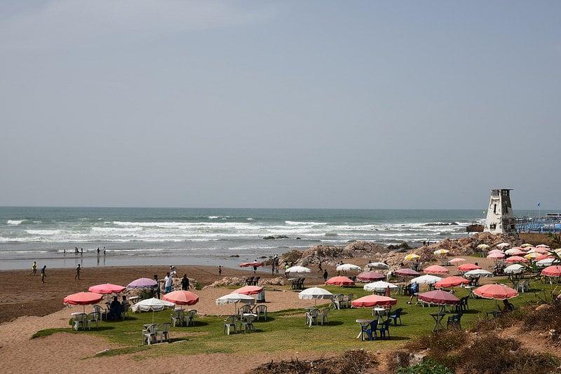 Ain Diab, loger à Casablanca