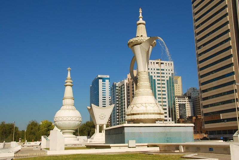 Al Zahiyah, loger à Abu Dhabi