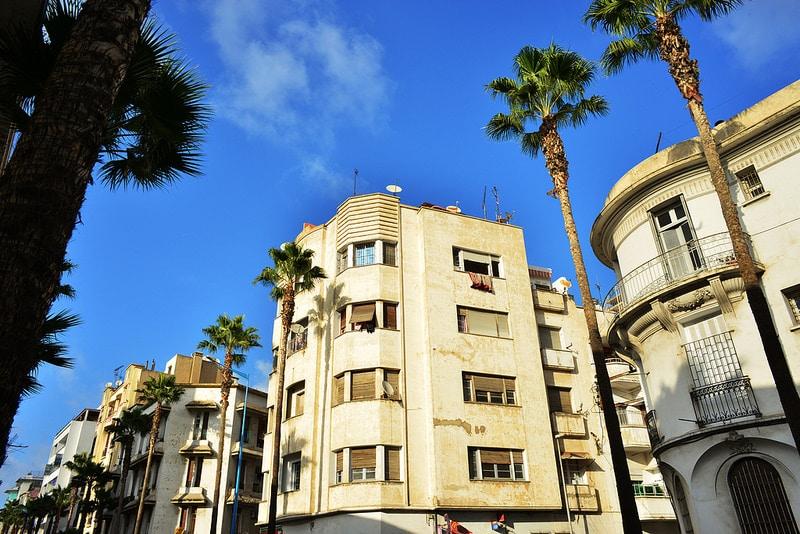 Anfa, loger à Casablanca