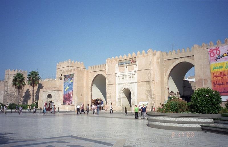 Bab Diwan, loger à Sfax
