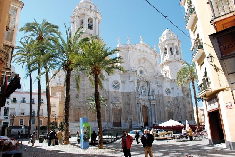 Cadix, visiter l'Andalousie