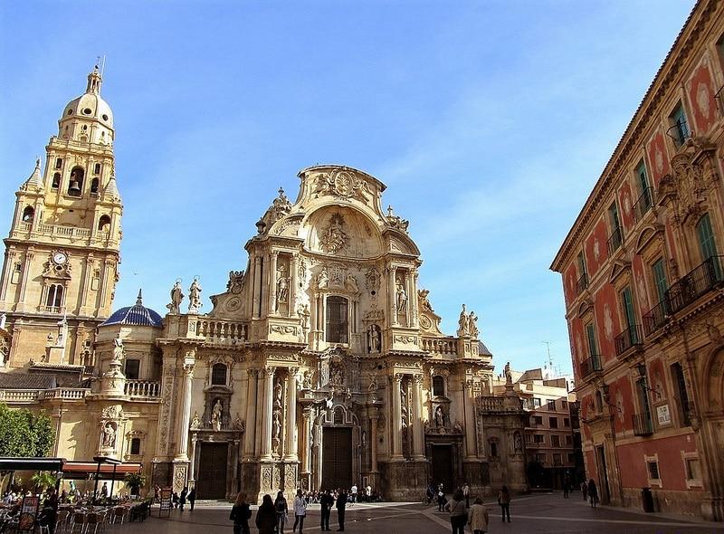 Catedral, loger à Murcia