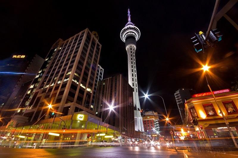 Centre CBD, loger à Auckland