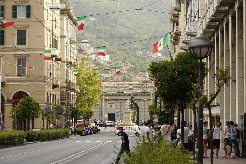 Centre historique, loger à La Spezia