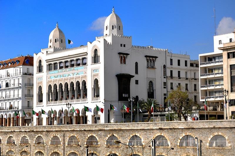 Centre, loger à Alger