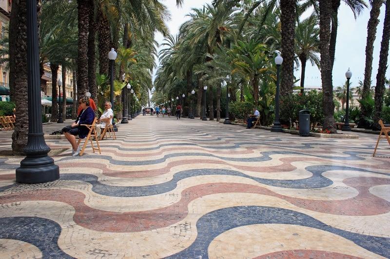 Centre, loger à Alicante
