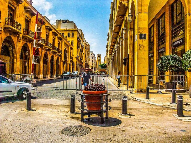 Centre, loger à Beyrouth