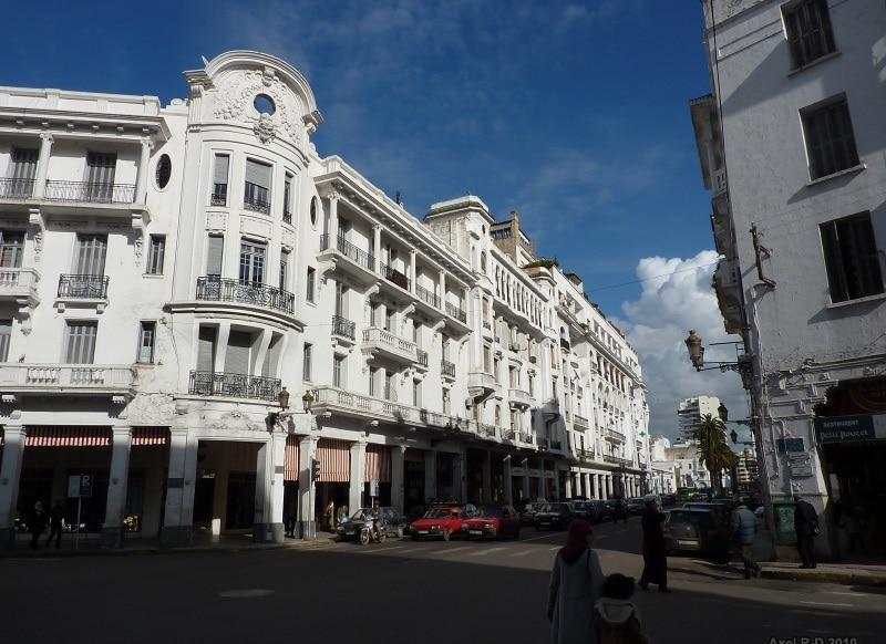 Centre, loger à Casablanca
