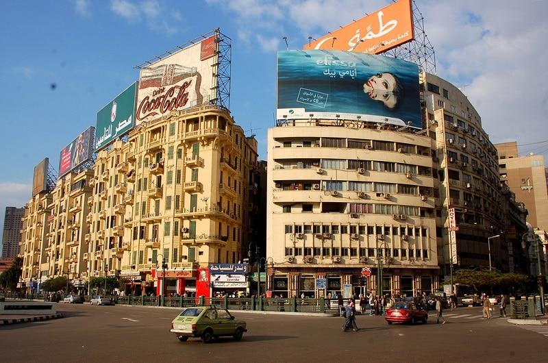 Centre, loger au Caire