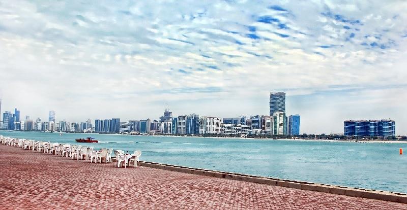 Corniche, loger à Abu Dhabi