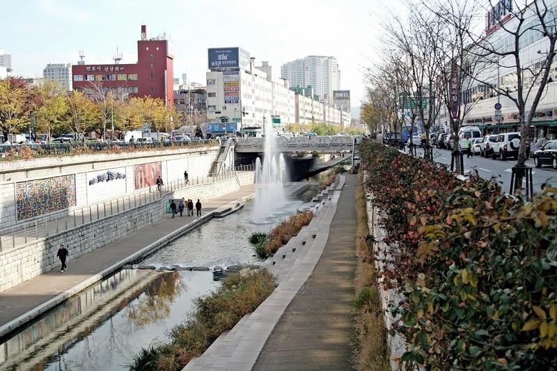 Dongdaemun , loger à Séoul