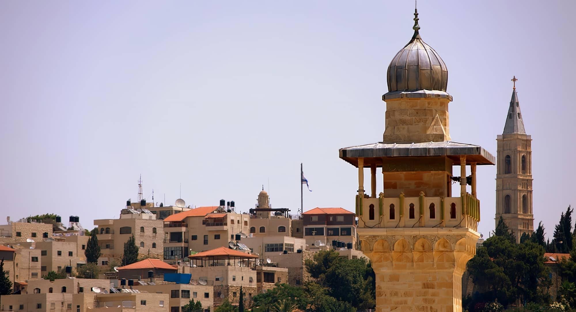 Où dormir à Jérusalem ?