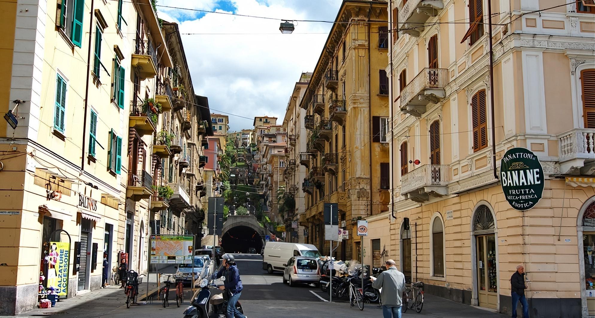 Dans quel quartier loger à La Spezia ?