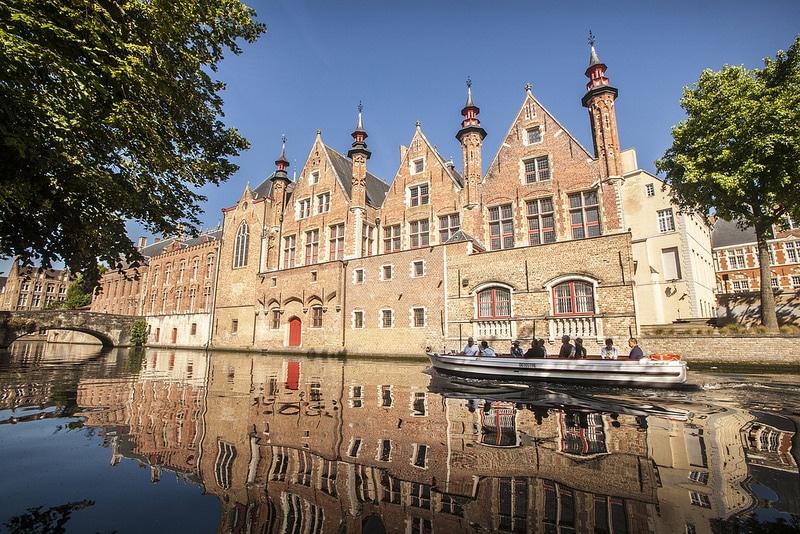 Groenerei, Bruges