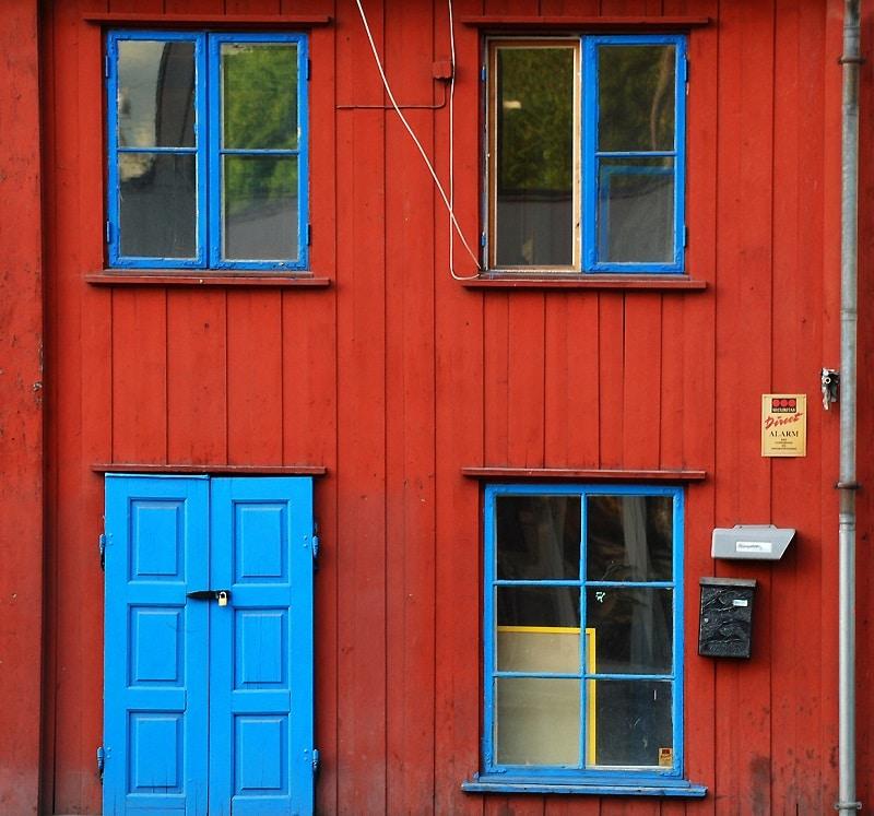 Grønland, loger à Oslo