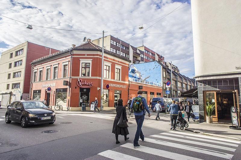 Grünerløkka, loger à Oslo