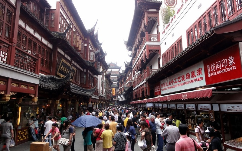 Huangpu, loger à Shanghai