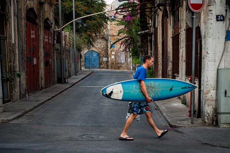 Jaffa, loger à Tel Aviv