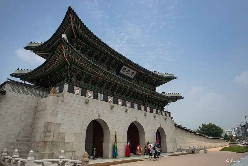 Jongno-gu, loger à Séoul
