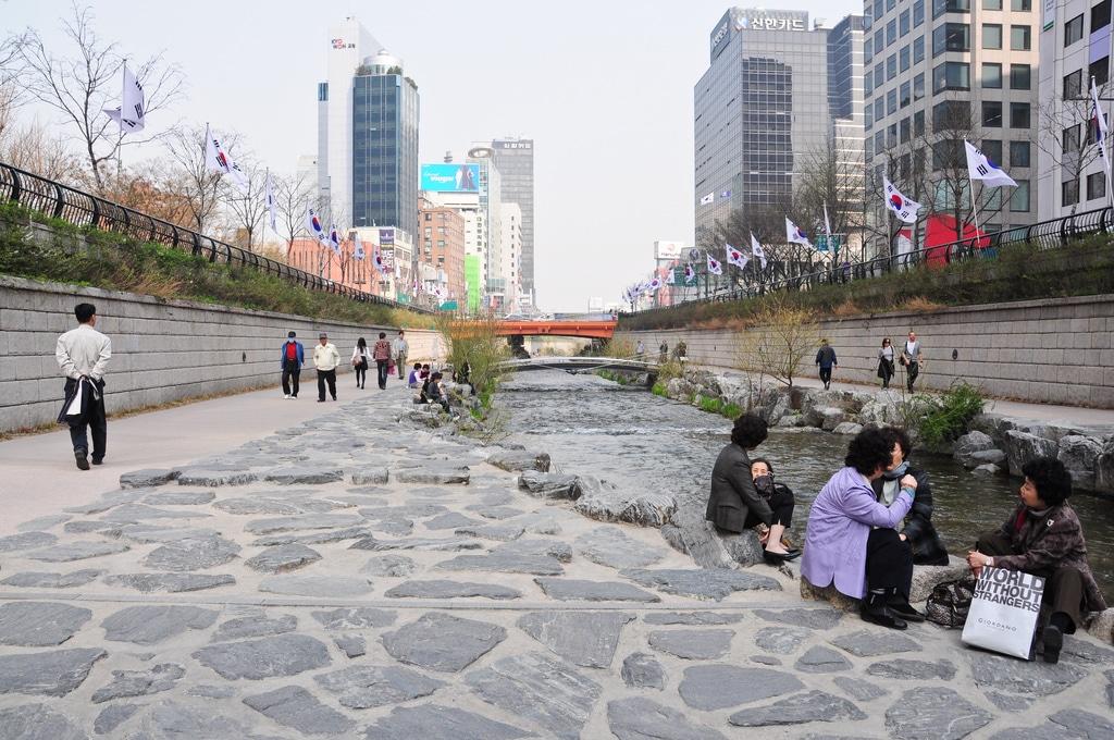 Jung-gu, loger à Séoul