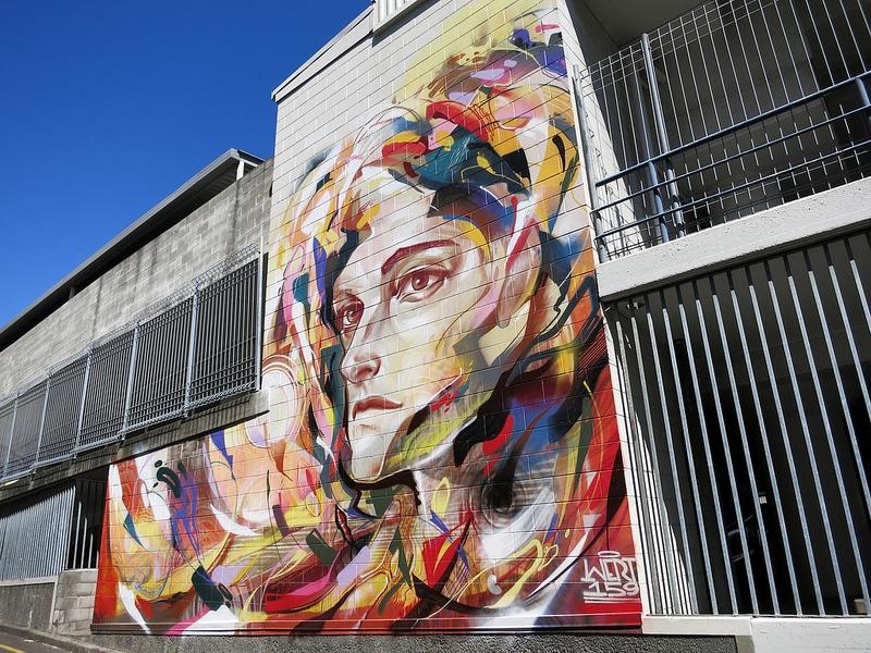 K Road, loger à Auckland