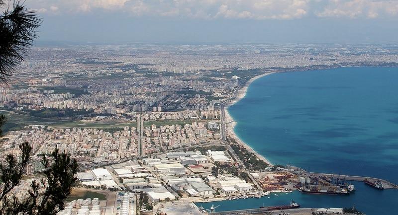 Konyaalti, loger à Antalya