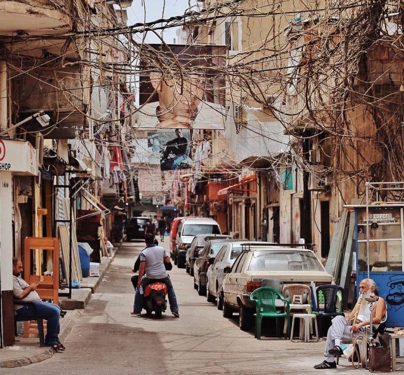 Beyrouth, Bourj Hammoud