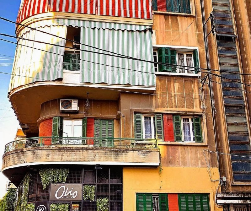Beyrouth, Badao